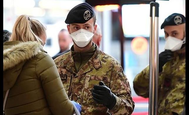 İtalya'da koronavirüs yüzünden 250 kişi daha hayatını kaybetti