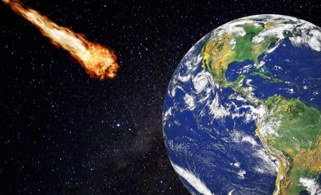 Dünyaya göktaşı çarpacak demişlerdi! Gerçek bilgi teyit edildi: Nisan ayında göktaşı…