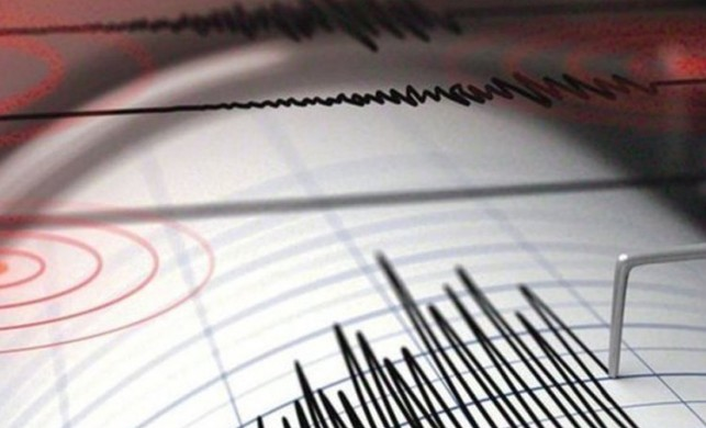 Karadeniz'de 4.0 büyüklüğünde bir deprem meydana geldi