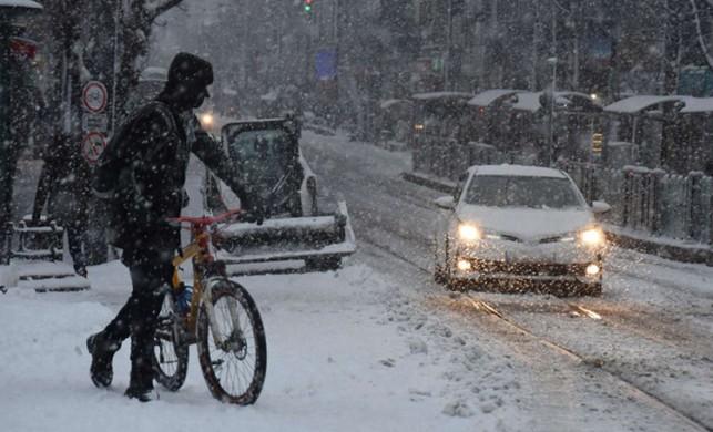 Meteorolojiden kar yağışı ve zirai don uyarısı