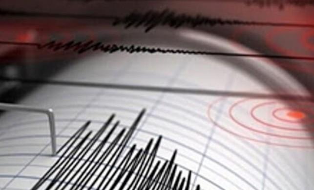 Akdeniz'de 4, 4 büyüklüğünde deprem meydana geldi