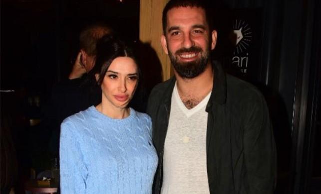 Arda Turan'dan yeni bebek açıklaması: 'Çok sağlıklı'