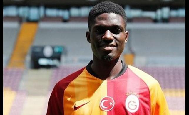 Galatasaray sezon başında Almeria'ya kiraladığı Valentine Ozornwafor karantina altında