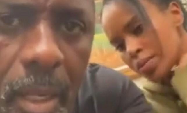 Hızlı ve Öfkeli'nin oyuncusu Idris Elba koronavirüse yakalandı!