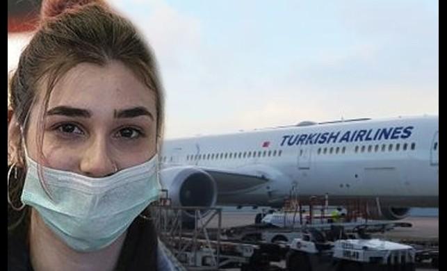 Koronavirüs'ten kaçan İngiltere'deki Türk vatandaşları İstanbul'a geldi