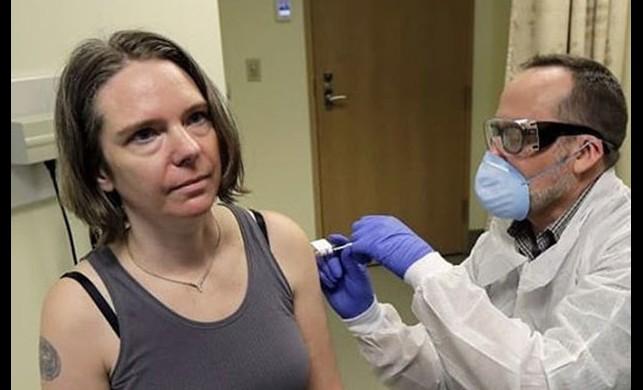 Koronavirüse karşı geliştirilen aşının ilk denemesi yapıldı! ABD Başkanı Trumpt'tan ilk açıklama