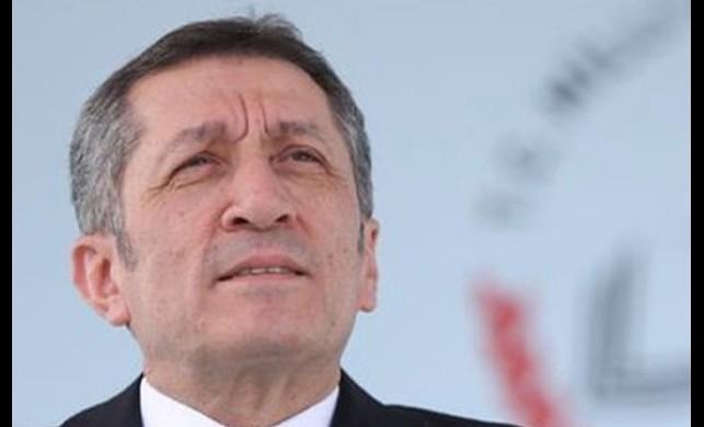 Milli Eğitim Bakanı Ziya Selçuk'tan koronavirüs sonrası için öğrencilere teneffüs sözü