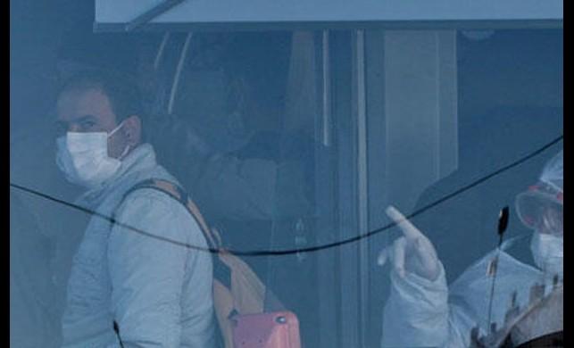Umre karantinasından kaçan 28 kişi yakalandı