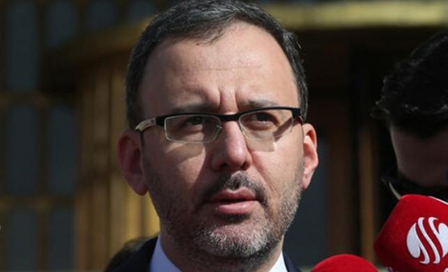 Gençlik ve Spor Bakanı Muharrem Kasapoğlu açıkladı: Türkiye'deki bütün ligler ertelendi...