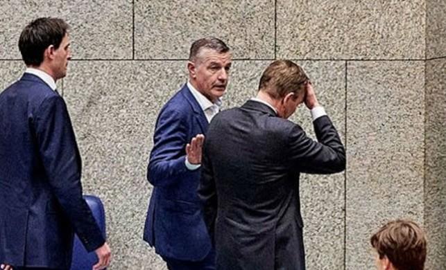 Hollanda Sağlık Bakanı Bruno Bruins istifa etti