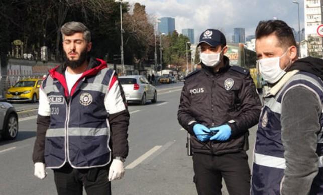 """İstanbul'da """"Türkiye Huzur Uygulaması"""" gerçekleştirildi"""