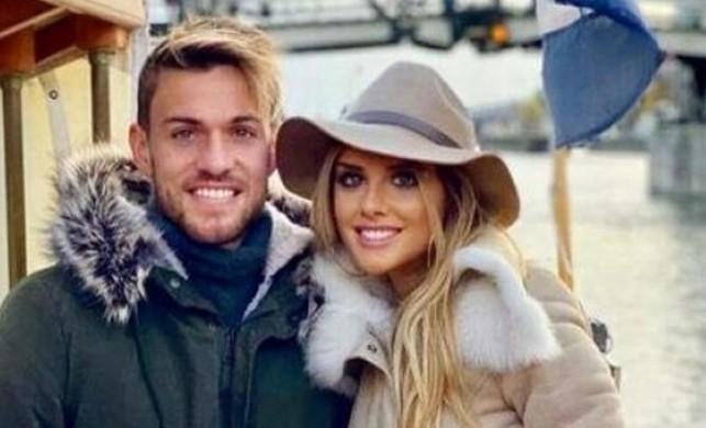 Juventuslu Rugani'den sonra sevgilisi Michela Persico de koronavirüs kaptı