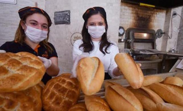 Koronavirüs açıklamalarının ardından ekmekte talep patlaması oldu