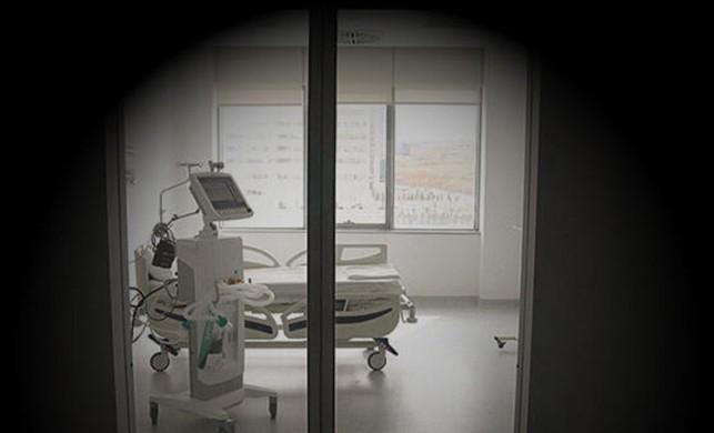 İşte koronavirüs hastalarının 'izolasyon' odaları