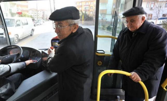 Ankara'da 65 yaş üstü ücretsiz ulaşım uygulamasına ara verildi