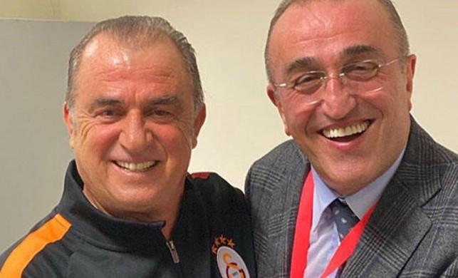 Galatasaray'dan son dakika Fatih Terim ve Abdurrahim Albayrak paylaşımı!