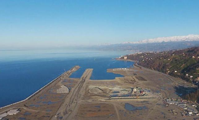 Türkiye'nin deniz dolgusuna yapılan 2'nci havalimanında son durum!