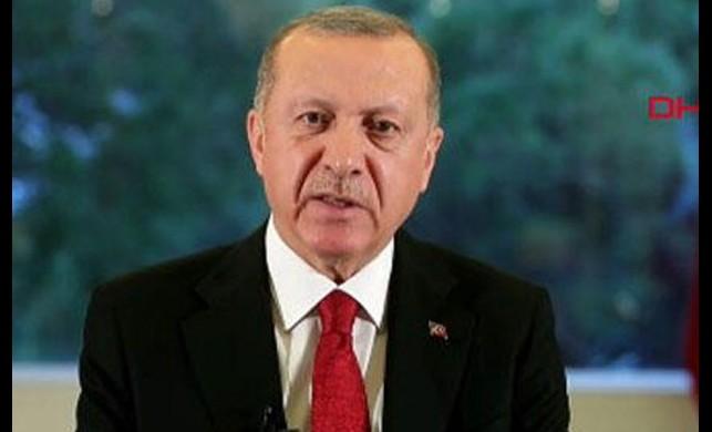 Cumhurbaşkanı Erdoğan'dan ulusa sesleniş konuşması: Yaşlılarımız kesinlikle dışarı çıkmamalıdır