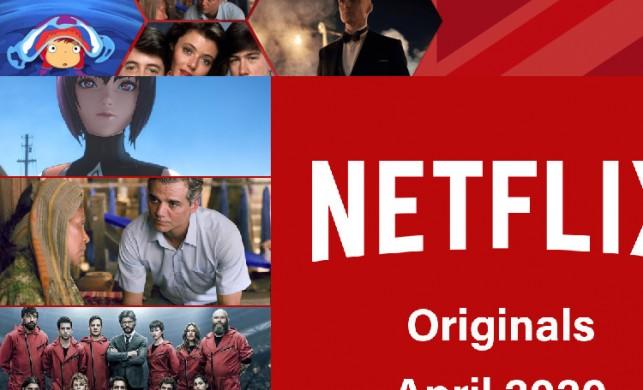 Nisan ayında yayınlanacak Netflix özel içerikleri, dizi ve filmlerin yayın tarihleri belli oldu