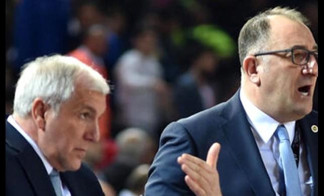 Fenerbahçe Beko Menajeri Cenk Renda koronavirüs testinin negatif çıktığını duyurdu