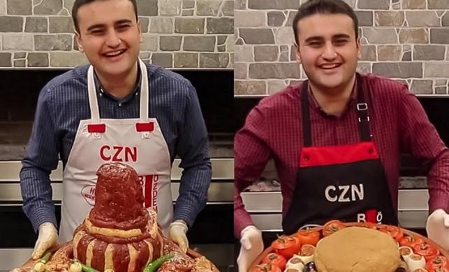 340 milyon takipçiye sahip Instagram resmi hesabı CZN Burak'ı (Burak Özdemir) takip etmeye başladı