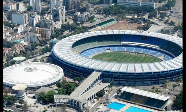 80 bin kişilik Maracana Stadı, koronavirüs ( corona virüsü) hastanesine dönüştürülecek
