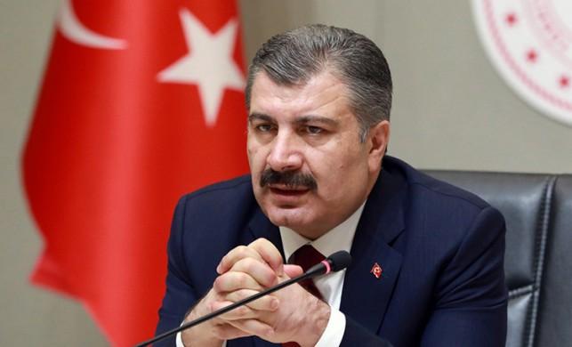 Sağlık Bakanı Fahrettin Koca duyurdu: Hangi ilde ne kadar vaka ve ölüm var?