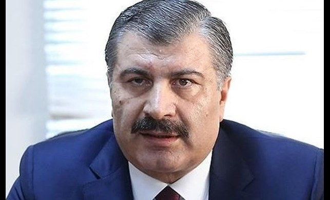 Sağlık Bakanı Fahrettin Koca Türkiye'deki son durumu açıkladı: 2148 yeni vaka ve 63 yeni ölüm