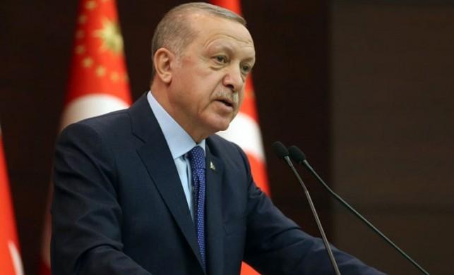 Cumhurbaşkanı Erdoğan: 20 yaş altındakilere sokağa çıkmak yasak, toplu alanlarda herkes maske takacak