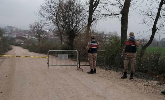 Şanlıurfa'da 2 mahalle karantinaya alındı