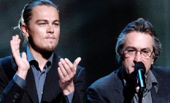 Robert De Niro ve Leonardo DiCaprio'nun yardım fonuna bağış yapanlara figüranlık fırsatı!