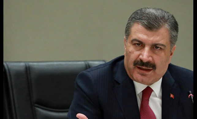 Sağlık Bakanı Fahrettin Koca son koronavirüs verilerini paylaştı: Son 24 saatte 2 bin 253 vaka