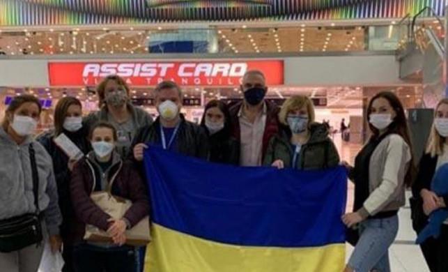 6 ülkenin taşımayı reddettiği Arjantin'deki Ukraynalılar Türkiye'de!