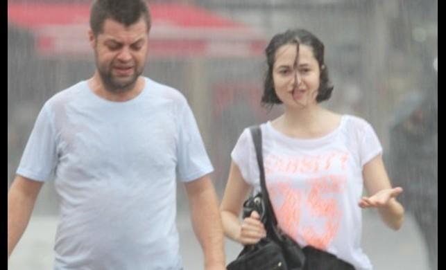Meteoroloji'den Doğu Anadolu'ya kuvvetli yağış uyarısı