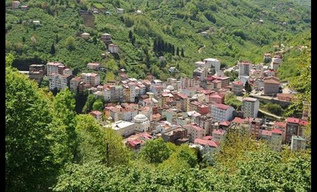 Trabzon'un 12 bin nüfuslu Şalpazarı ilçesinde koronavirüse rastlanılmadı