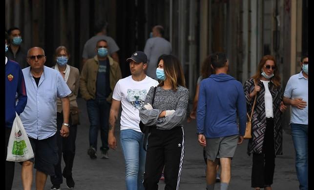 İtalya'da son 24 saatte korona virüsten 179 ölüm