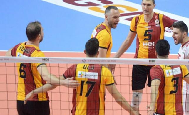 Sezonu tescil eden Voleybol Federasyonu'na ilk tepki Galatasaray'dan geldi!