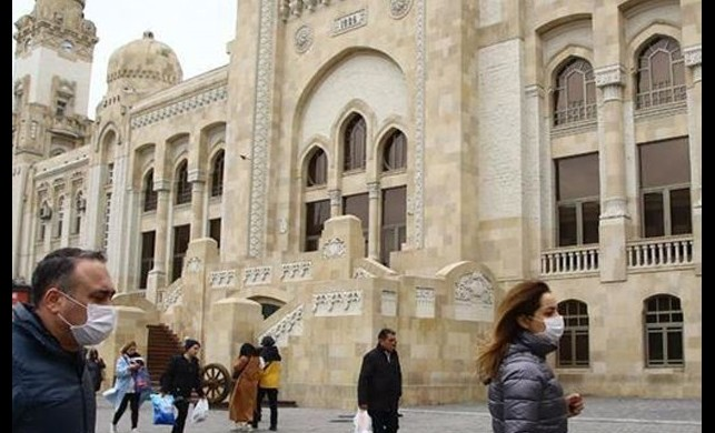 Azerbaycan'da koronavirüsten hayatını kaybedenlerin sayısı 33'e yükseldi