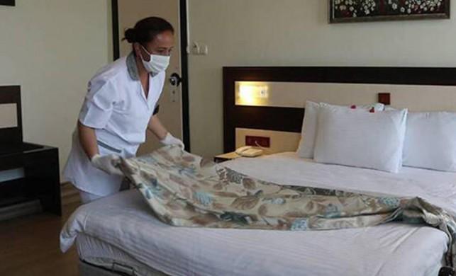 Sağlık Bakanlığı, oteller için koronavirüs önlemlerini yayınladı!