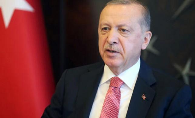Cumhurbaşkanı Erdoğan'dan flaş maske açıklaması! 'Uzun süre maske ile yaşayacağız'