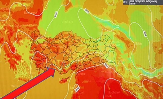 Pazar günü Antalya'da rekor sıcaklık bekleniyor!