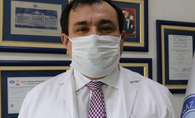 Bilim Kurulu Üyesi Prof. Dr. Ahmet Demircan, AVM önünde oluşan kuyruklara ilişkin değerlendirmede bulundu
