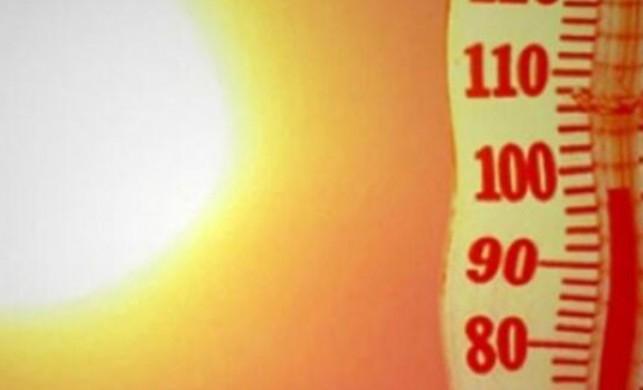 Dikkat Afrika sıcakları geliyor! 40 dereceyi görebiliriz!