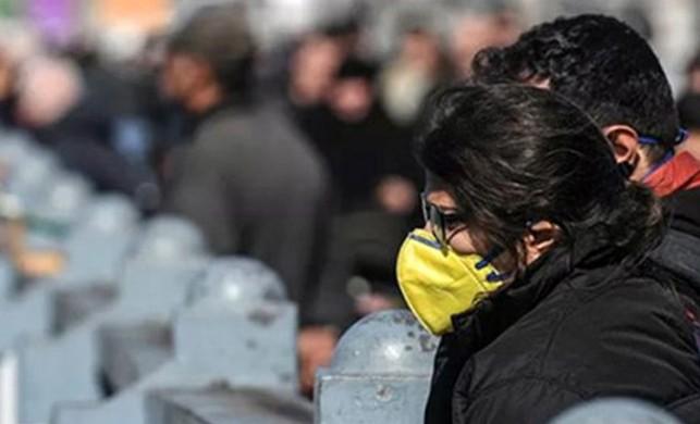 18 ilde maskesiz sokağa çıkma yasaklandı! İşte o iller...