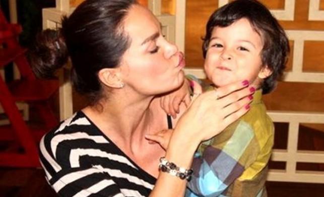 Oğlunu kaybeden Ebru Şallı'dan yürek burkan paylaşım!