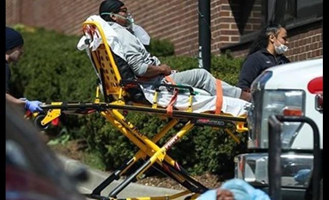 ABD'de virüs yüzünden hayatını kaybedenlerin sayısı 88 bin 550'ye yükseldi