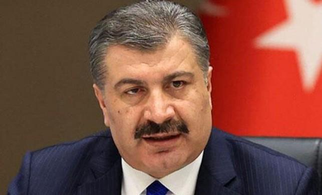 Sağlık Bakanı Fahrettin Koca, 65 yaş üstü vatandaşları uyardı!