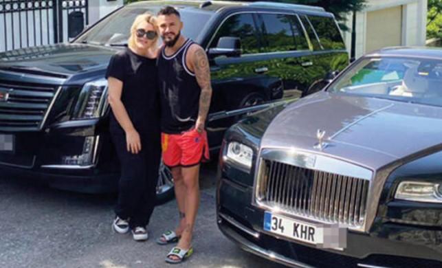 Selin Ciğerci 5 milyon liraya Rolls Royce aldı!