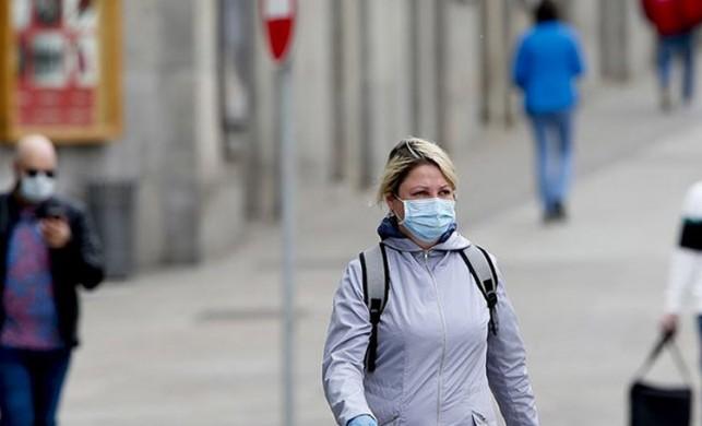 Son dakika: Rusya'da koronavirüs felaketi sürüyor! Son 24 saat 8 bin 926 yeni vaka...