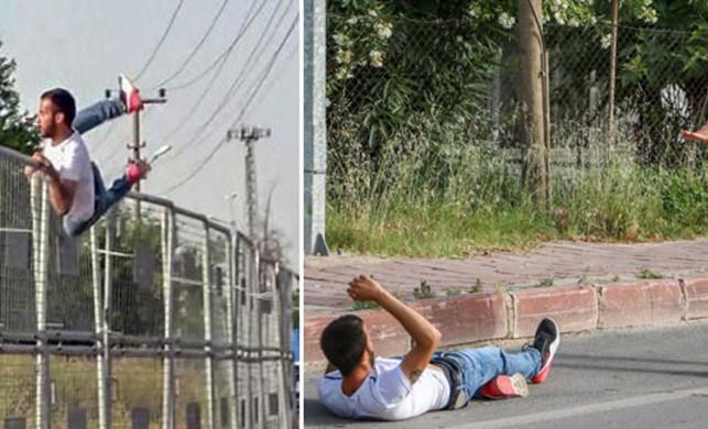 Antalya Muratpaşa'da karantina kovalamacası: Böyle yakalandılar
